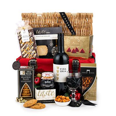 Image of Promotional Christmas Classic Gift Box Hamper