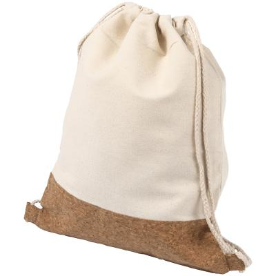 Image of Cotton and Cork Rucksack