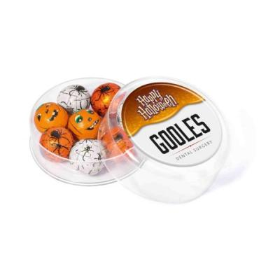 Image of Maxi Round Foiled Halloween Chocolate Balls