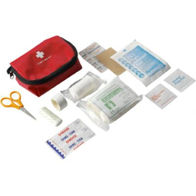 Image of First aid kit in nylon pouch